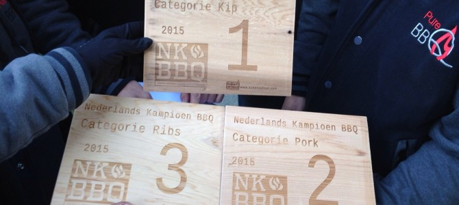 3e plaats NK BBQ Low & Slow